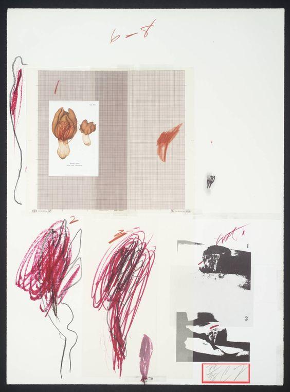 Cy Twombly, 'No. IX' 1974