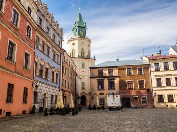 Trinity Tower, Lublin