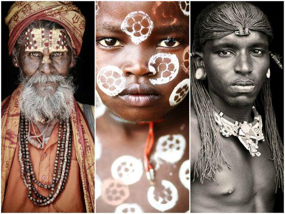 Rostros de otros mundos: el excepcional trabajo del fotógrafo Mario Gerth en Ásia y África (35 FOTOS)