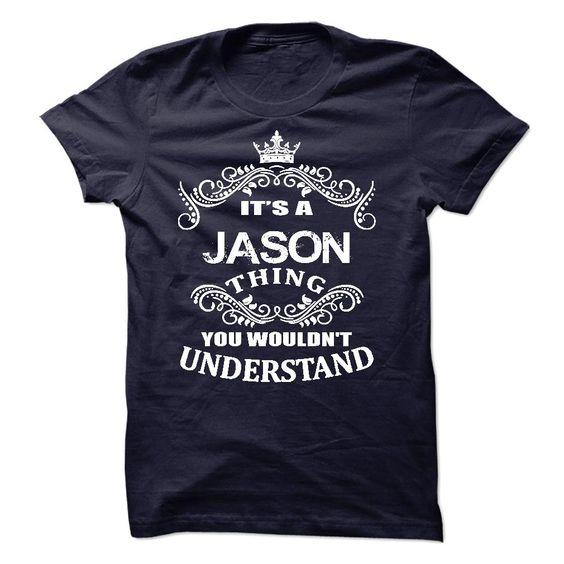Its A Jason T-ShirtIts A Jason T-ShirtIts A Jason T-Shirt