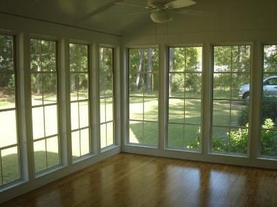 3 Season Room In Forsyth GA With Eze Breeze | Sunroom | Pinterest | Breeze,  Sunroom And Room