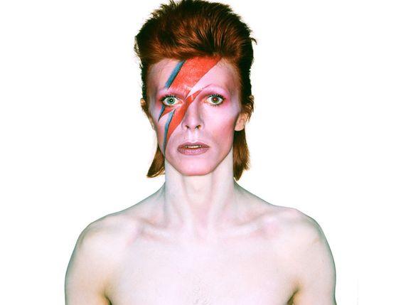 """L'exposition """"David Bowie is"""" à la Philharmonie de Paris"""