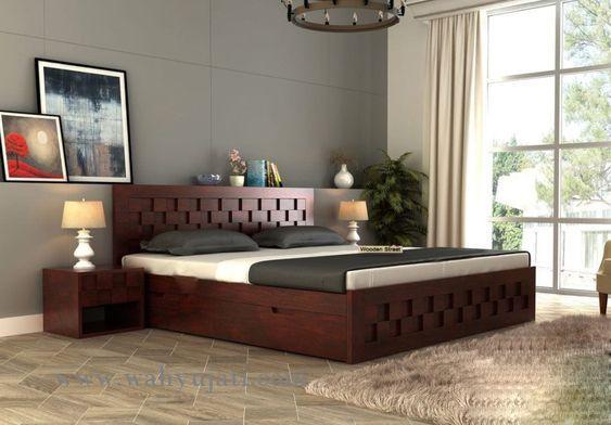Set Tempat Tidur Kepang Natural Terbaru Toko Online Furniture