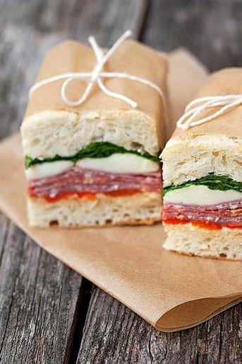 high tea, broodjes, sandwiches, leuk presenteren