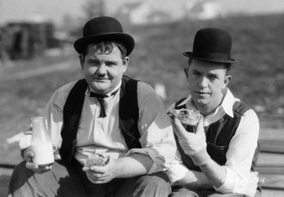 Image result for stan laurel and oliver hardy