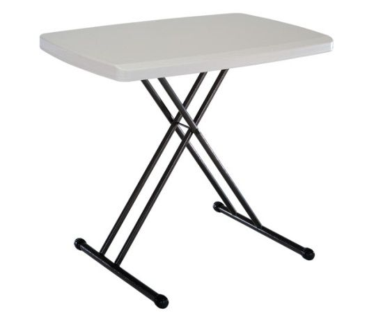 The 3 Best Reasons To Get A Small Portable Folding Table Designalls In 2020 Folding Table Lifetime Tables Folding Laptop Table