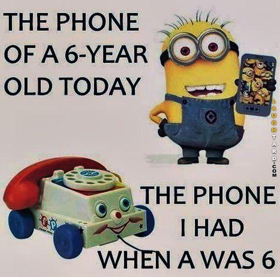 Phone I had