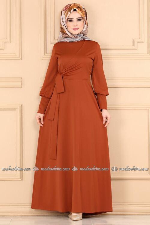 Modaselvim Yeni Urunler Tesettur Istanbul Sayfa 57 Elbise Elbiseler Tarz Elbiseler