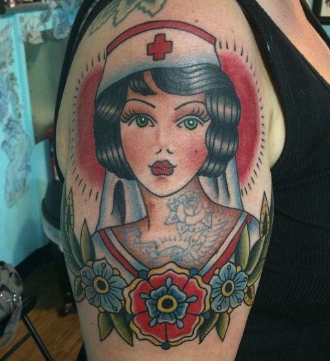 Tattoo Ideas Nurse: Nurse Tattoo Meg McNiel.png
