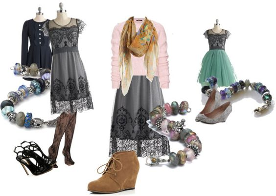 """""""Loving Layers #2"""" by mytrollbeads on Polyvore"""