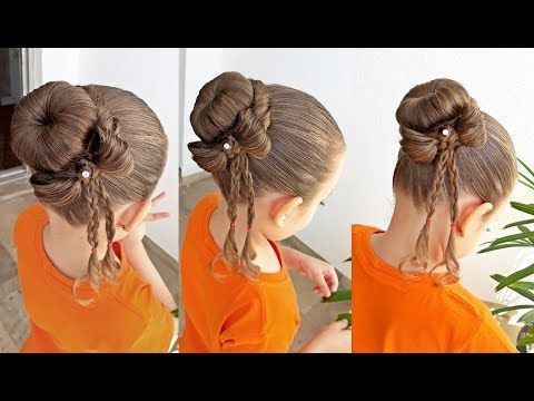 Beautiful Kids Hairstyles Easy Hair Style For Long Hair Beautiful Hairstyles For School Hairstyles Tutorials Kids Hairstyles Hair Styles Girly Hairstyles