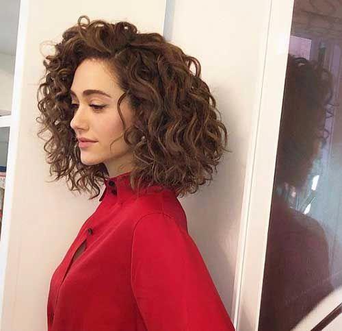 Alternative 20 Curly Bob Haircuts 2020 Fashions Eve
