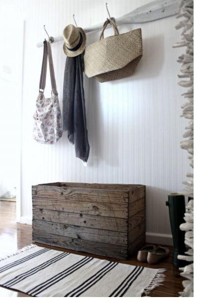 pantry door rack - 18 inch - $25