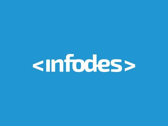 Infodes Logo Design by Sebastián Pizarro