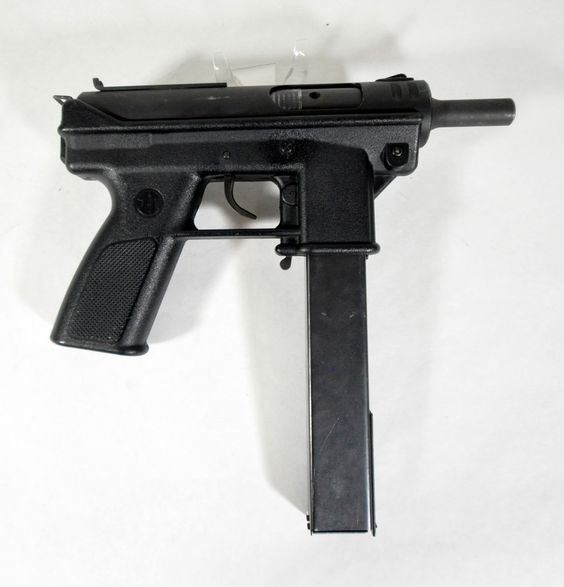 Intratec AB10 (TEC-9) 9mm. The Intratec AB10 (TEC-9) is a ...