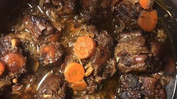 Jamaican Oxtail