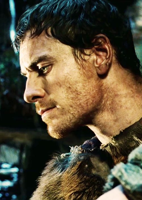 Quintus Dias, Centurion. Article and interview of Fassbender : clic 2X.
