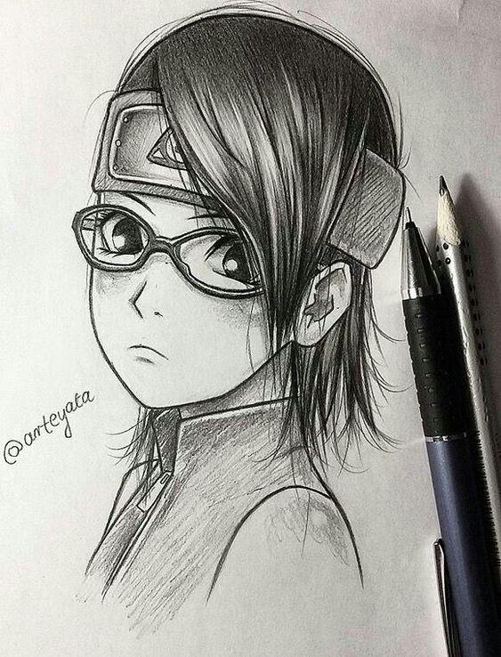 Video Desenhe Seus Personagens Favoritos Com Imagens Naruto