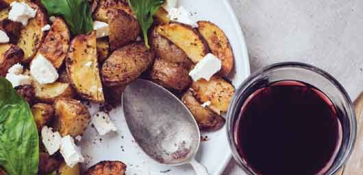 These are earthy and smokey. A perfect Braai accessory! The ulti- mate easy side dish. Serve as snacks or part of your meaty feast. - Tasty Kitchen.com