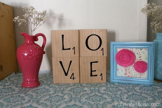 Valentines Craft - How cute and easy!