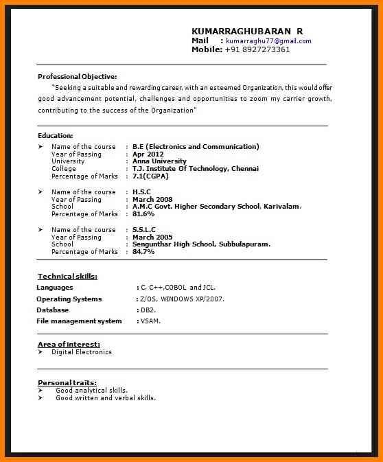 A Resume Title Examples Resume Templates Job Resume Template Resume Examples Job Resume