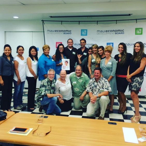 Honored to be invited to participate in the SBA 2016 innovaterHER Challenge via @MEDB Maui Economic Development Board Mahalo for the opportunity. - Made the TOP 10 for first round and moving on to the next step. Learned so much about myself the process and loved hearing the amazing ideas from these talented Hawaii entrepreneurs so far! That is already a win! - #RUSHwahine #challenge #push #elevate #fearless #women #woman #entrepreneur #hawaiientrepreneur #nextlevel #foundersleague…