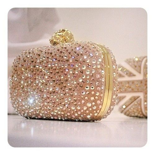bling bling purse, perfect for parties! bling | Tumblr