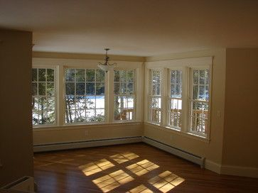 dining room additions   dining room additions with lots of windows   Traditional ...