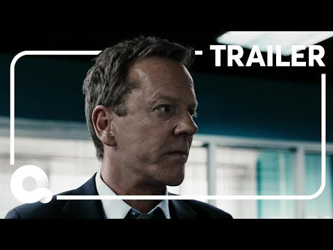 Kiefer Sutherland Is Back In Action In A New Trailer For The Tv Remake Of The Fugitive In 2020 Hollywood Trailer Official Trailer Crime Thriller