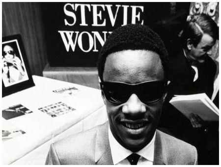 Stevie Wonder in 1967