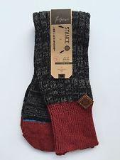 NWT STANCE Men's The Reserve Boot Socks Merino Wool HIGGS L/XL 9-13 BROKEN HOMME