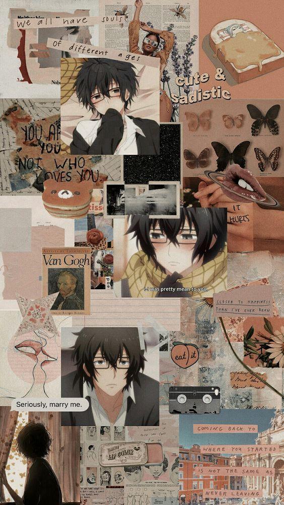 Pin By Harleyas On Anime Lockscreen Background Anime Wallpaper