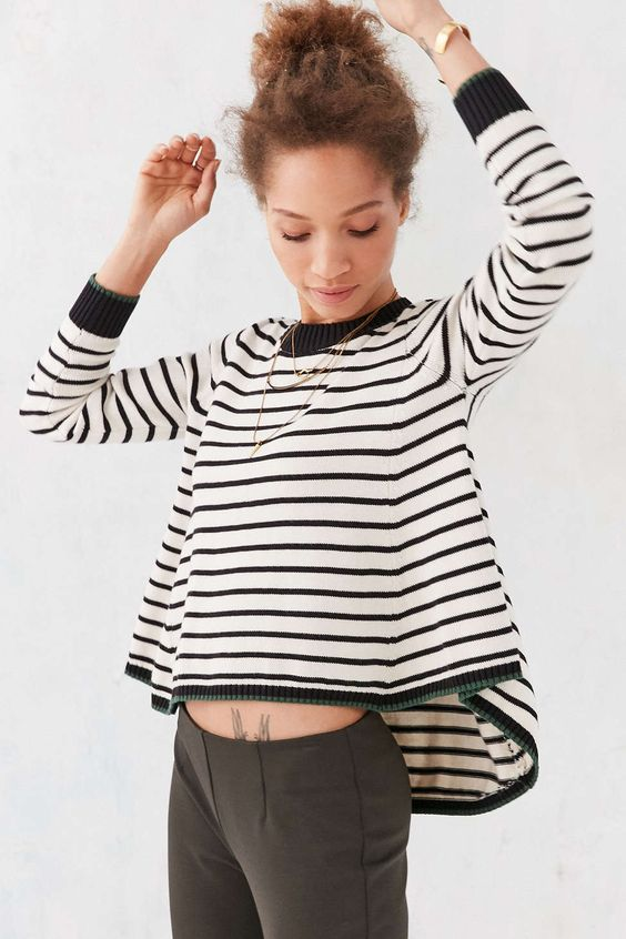 Alice & UO Hortense Swing Sweater
