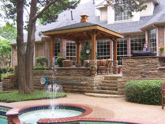 Cedar 10x10 Pergola With Gazebo Style Roof Cupola