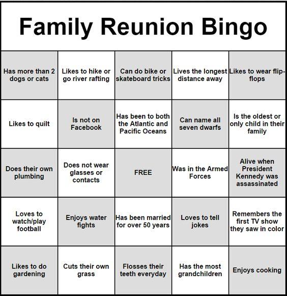 People Bingo Rules & Cards - Icebreaker Ideas | fun stuff ...