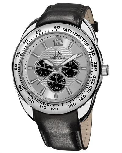 Male watch by Joshua and Sons