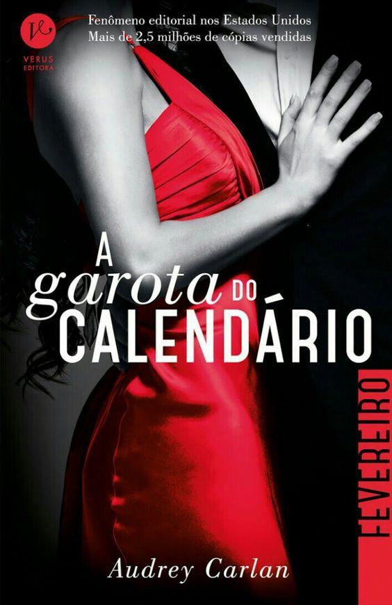 A garota do calendário fevereiro❤