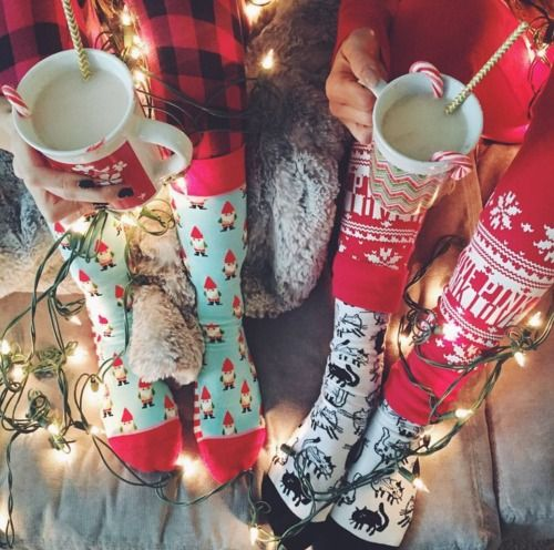 Need a pair of fun Christmas socks