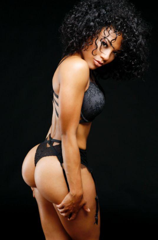Sexy Ass Black Booty