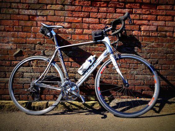 bike and bricks.