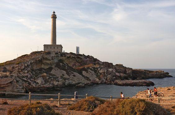 Faro de Cabo de Palos (Murcia)