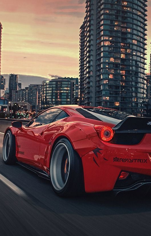 A Super Car Is A High End High Performance Cars Or Grand Tourer The Term Is Made Use Of In A Number Liberty Walk Ferrari Dream Cars Super Cars