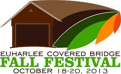 October - Euharlee Covered Bridge #Festival
