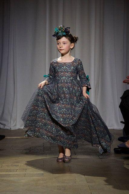 Kiddie Couture: The Bonpoint Fashion Show in Paris - Vogue