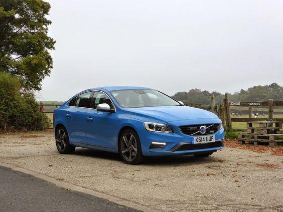 Volvo S60 D5 R-Design