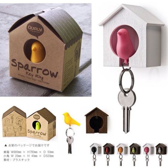 Jap style Key chain