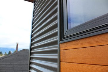 Narrow Passive House - Vancouver, BC - modern - exterior - vancouver - One SEED Architecture + Interiors