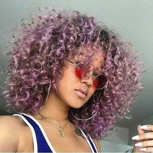 Pastel Hair Color Idea 2019 With Images Dyed Natural Hair
