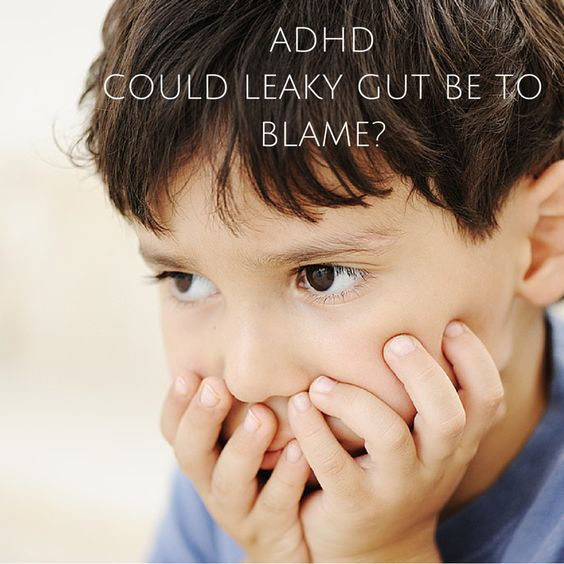 """ADHD - Could Leaky Gut Be To Blame?  Sure…when we think of ADHD we right away think of it as brain dysfunction, but what if this dysfunction within our brains began as a dysfunction within our guts?  What if this is the missing link in the treatment of you or your child's ADHD condition?  Get our FREE ADHD Report: """"The Number One Secret to ADD/ADHD Treatment Success That Your Doctor Isn't Telling You About."""""""