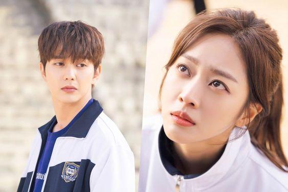 "Yoo Seung Ho And Jo Bo Ah Participate In An Intense Three-Legged Race For ""My Strange Hero"""